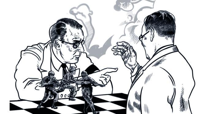 Segunda Guerra, Vargas e Roosevelt